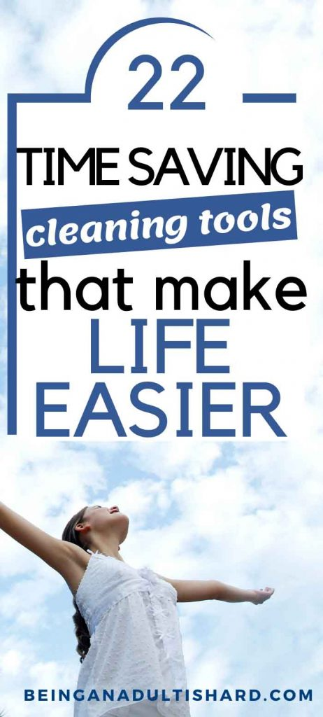 22 cleaning tools, devices, and gadgets that save time and energy and make cleaning your house so much easier. Best house cleaning tools to clean your messy house easy and fast. They practically clean your house for you!